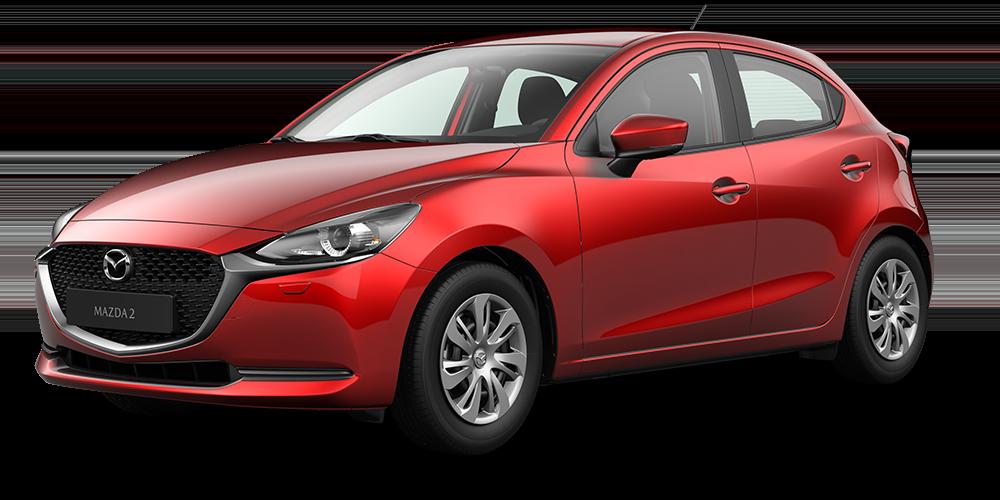 Akčná ponuka - Mazda2